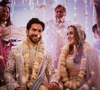 Varun Dhawan & Natasha Dalal Alibaug Wedding January 24, 2021