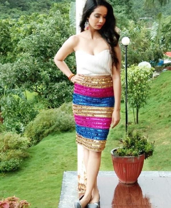 Priyanka Upadhyay Physical Appearance