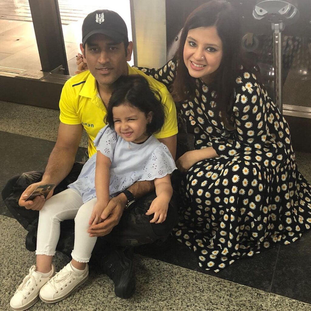 Ziva Dhoni Bio, Father, Mother, Profession, Net Worth, Age, and Instagram